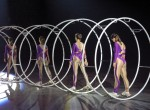 Circus Show (in shiny pantyhose)