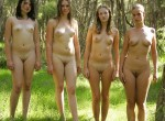 Nudists Beach Life