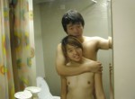 chinese young couple