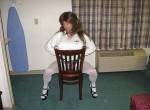 Rachel St.Clair Hotel Room Bondage Slut