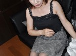 Japanese Clothed Mature Nylon Feet