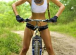 Angela B-the bike, excellent for the buttocks