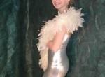 AnnasCloset ---Silver Dress