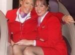 Flying Babes, Flight Attendants, Stewardesses