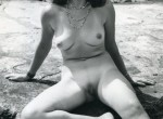Black and White - Shaven - Hazel Bradshaw