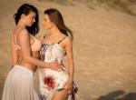 Suzie Carina and Lucy Li-Summer-Day