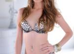 Hottie Kacy Lane Models Sexy Lingerie & Teases Ass & Pussy
