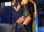 Adrienn Levi - Black Corset Large