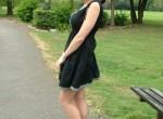 non nude milf outdoors in heels