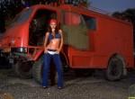 Chantel Williams - Red Truck