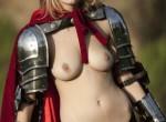 Chicks dig armor