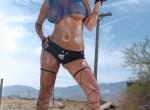 Jenny P - Actiongirl