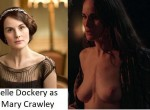 Downton Abbey dressed/undressed update