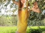 Tatiana - White and yellow