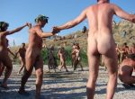 Nudist Dance Festival