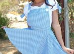 Addison Rose Dorothy White Stockings Macandbumble