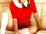 Stacy Sanches Naughty Schoolgirl