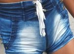Hot Cameltoe Shorts