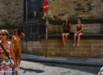 Katie Public Nude