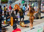 Friederike Nude In Public