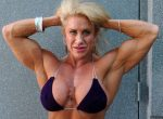 Wanda Moore! Gorgeous Mature Muscle Beauty!